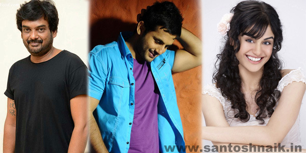 Nithin New Movie Heart Attack With Puri Jagannath 2014 Dheravat